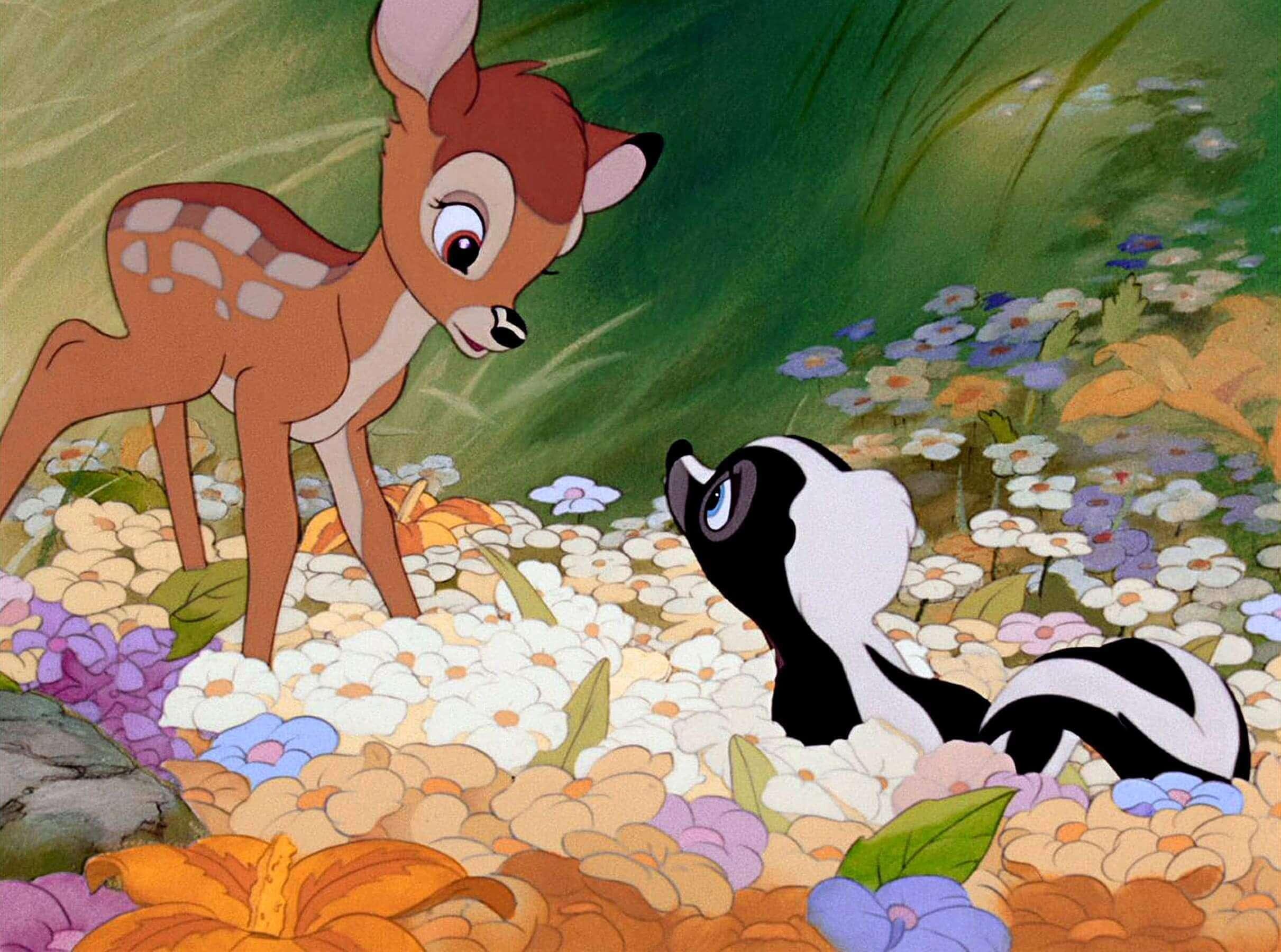 Bambi II Movie Review   Movie Reviews Simbasible