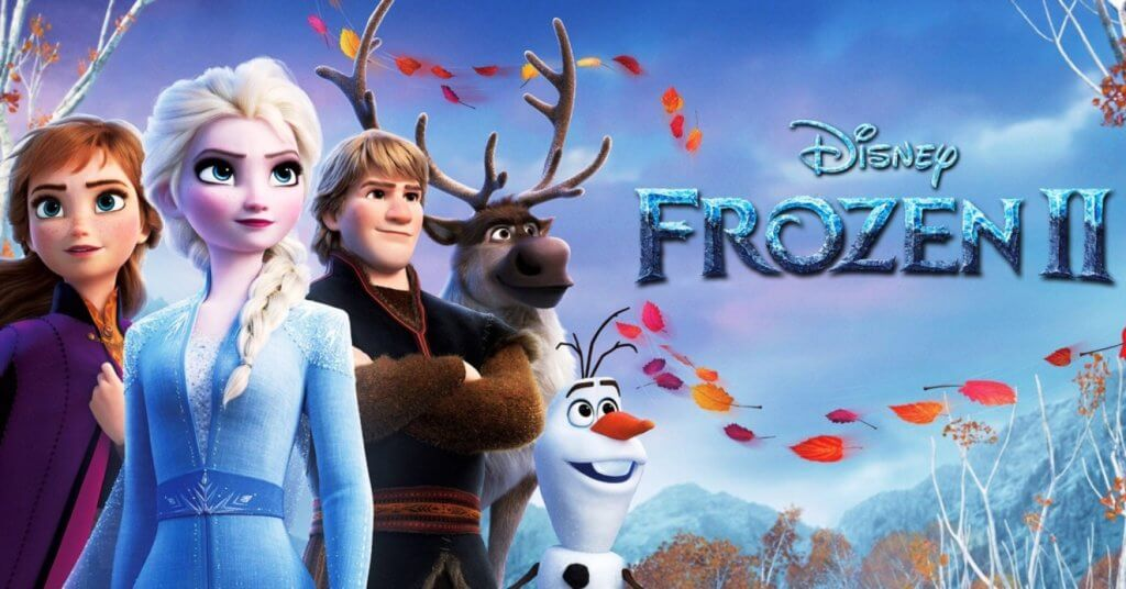 Frozen II, Frozen 2, Streaming, Digital