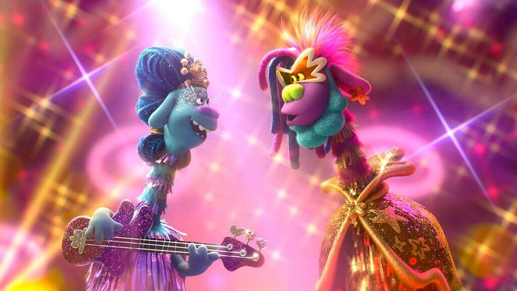 Trolls: World Tour, Streaming, Digital