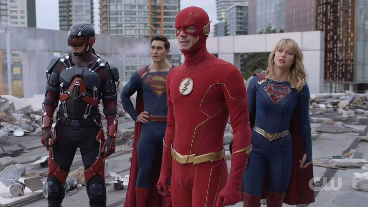 CW, The Flash, Arrowverse