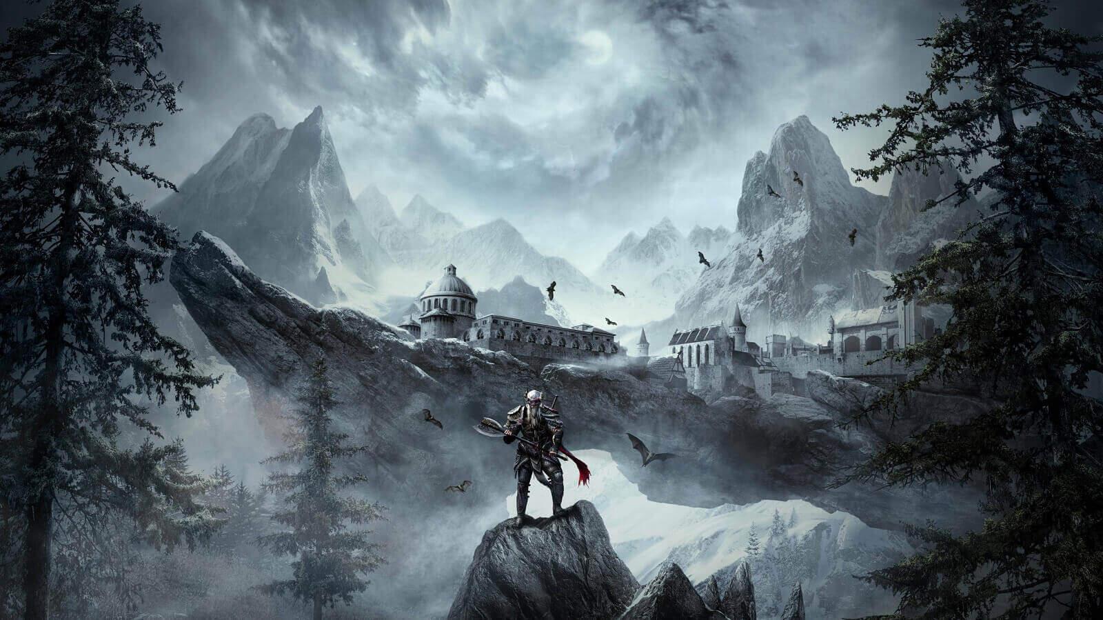 Elder Scrolls Release