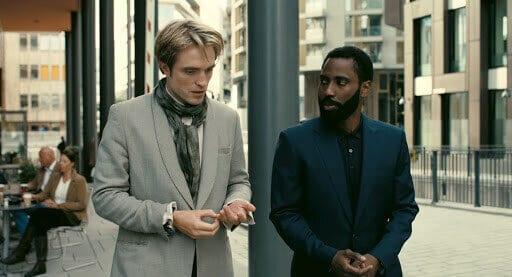 new Tenet trailer, Tenet, Christopher Nolan