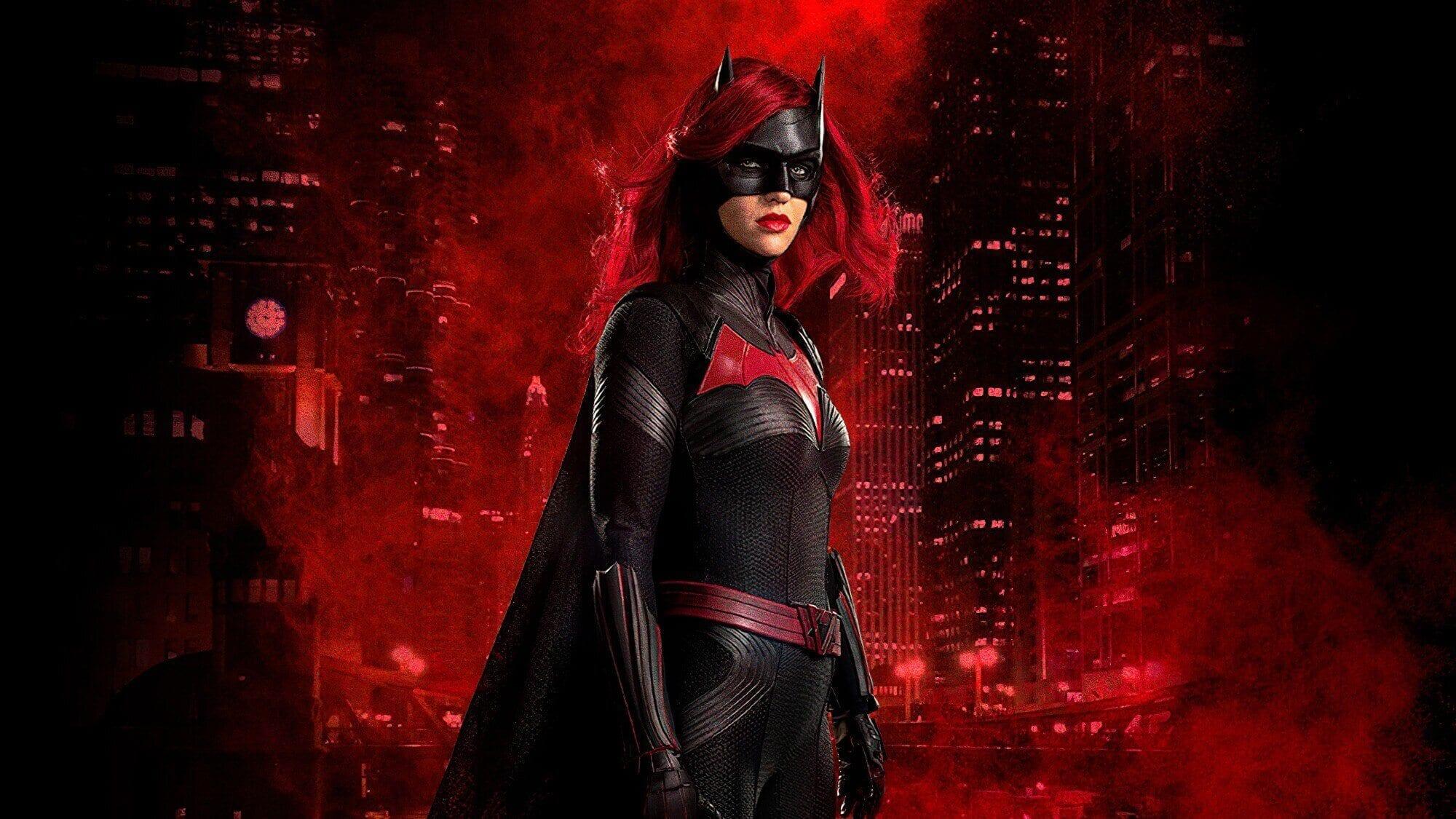 Kate Kane, Batwoman, Ruby Rose, Ryan Wilder