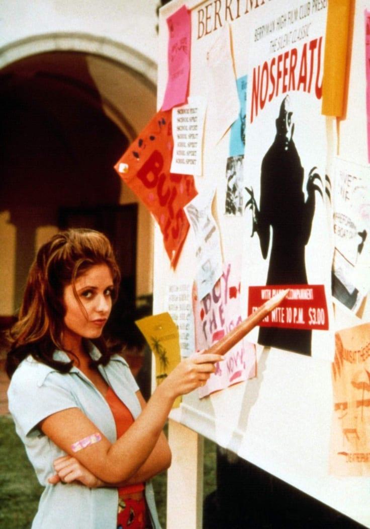 Buffy the Vampire Slayer, Generation X