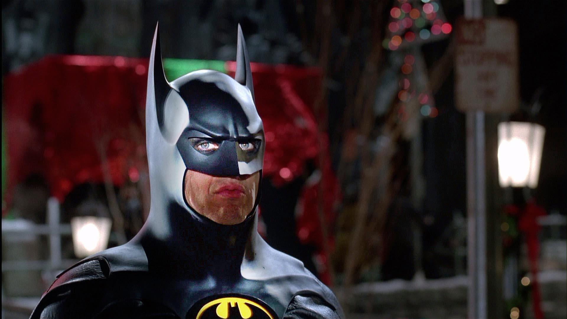 Michael Keaton's Batman, Michael Keaton, Batman