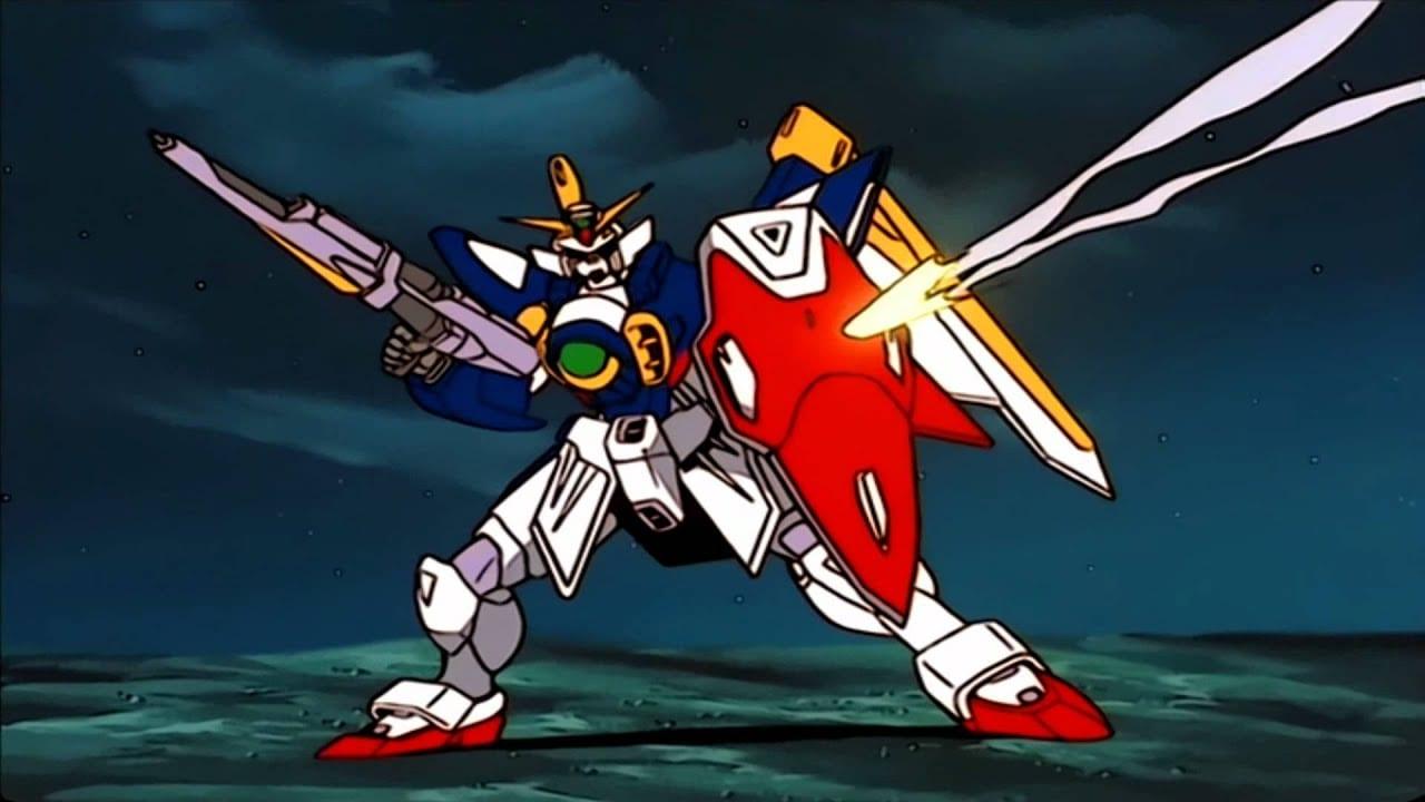 Gundam Wing, anime