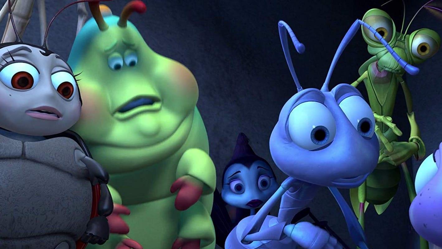 Antz VS A Bug's Life