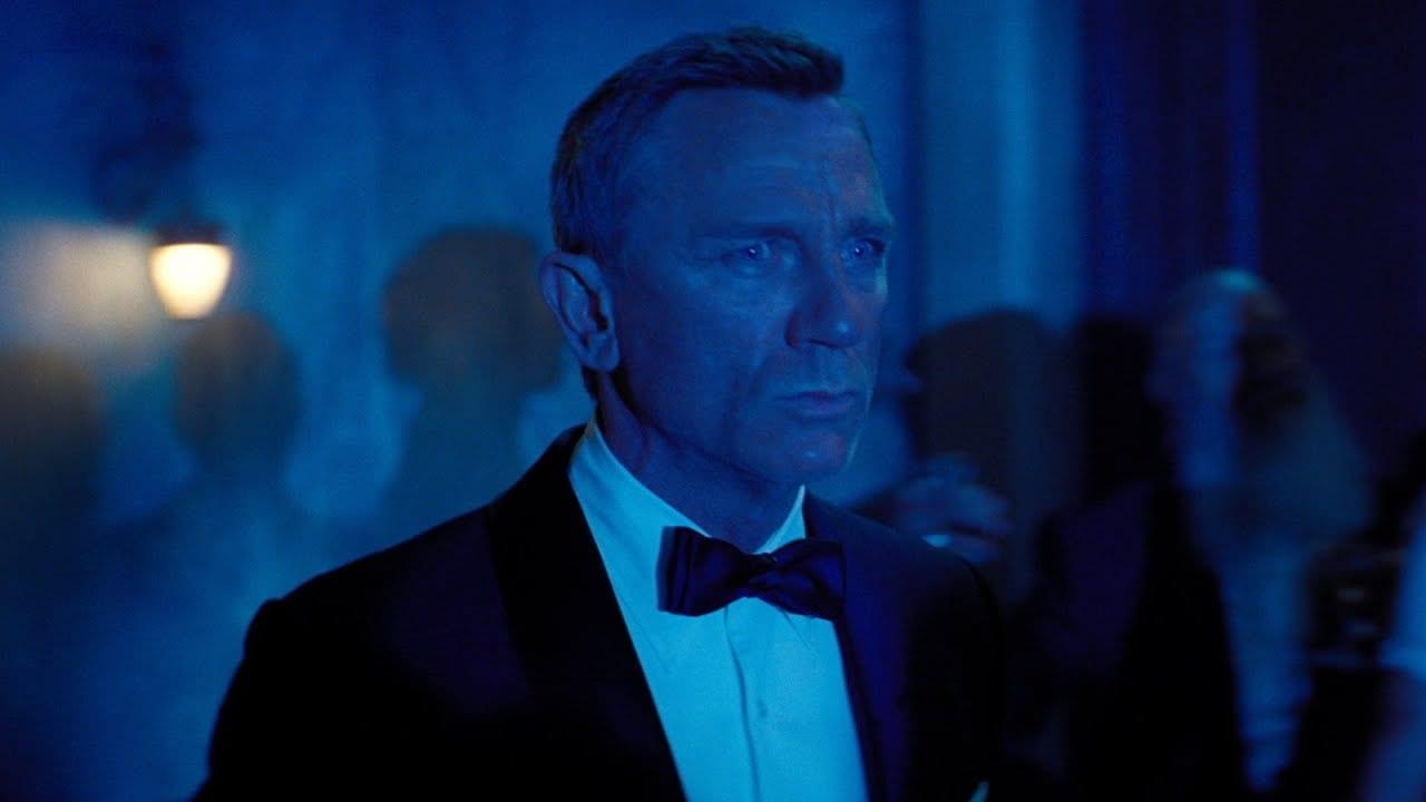 No Time to Die trailer, James Bond, Daniel Craig