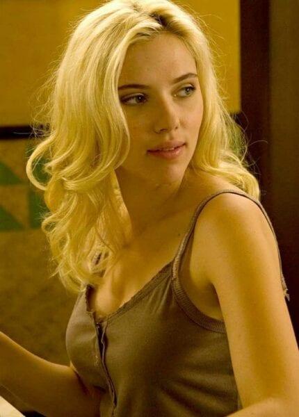 Scarlett Johansson, The Bride of Frankenstein