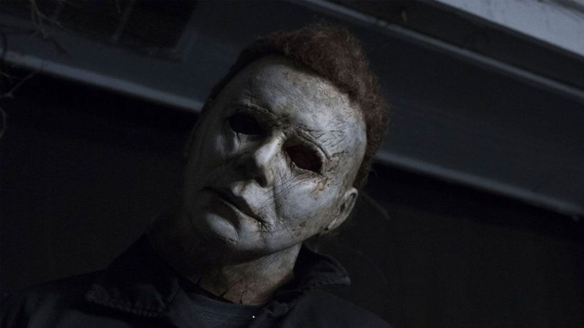 Halloween Kills footage