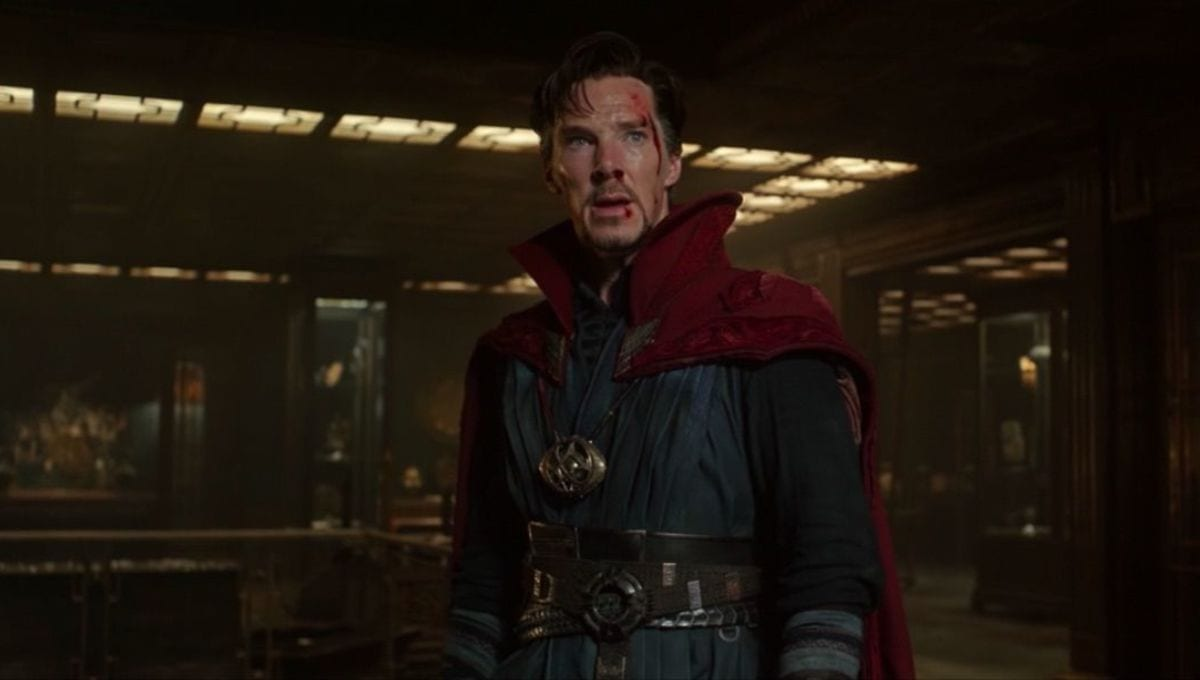 Doctor Strange, Spider-Man, Benedict Cumberbatch