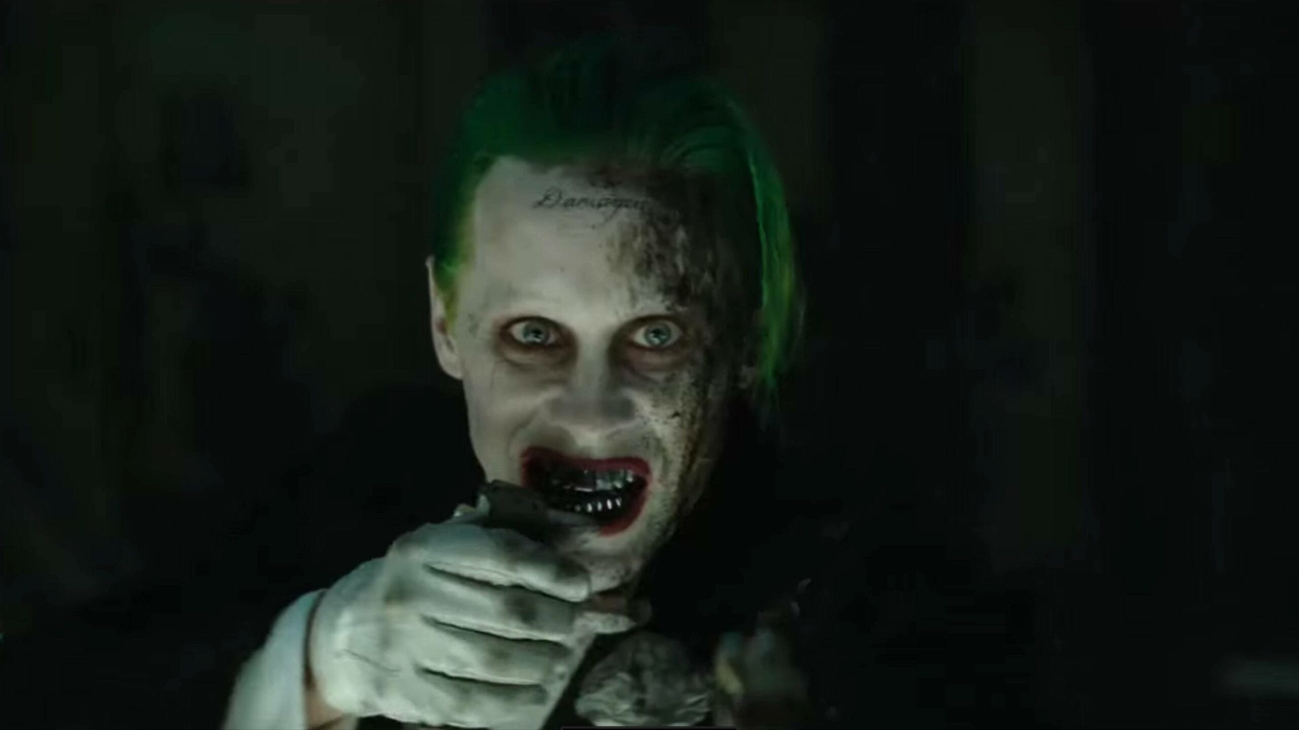 Jared Leto, the Joker, Snyder Cut, Justice League