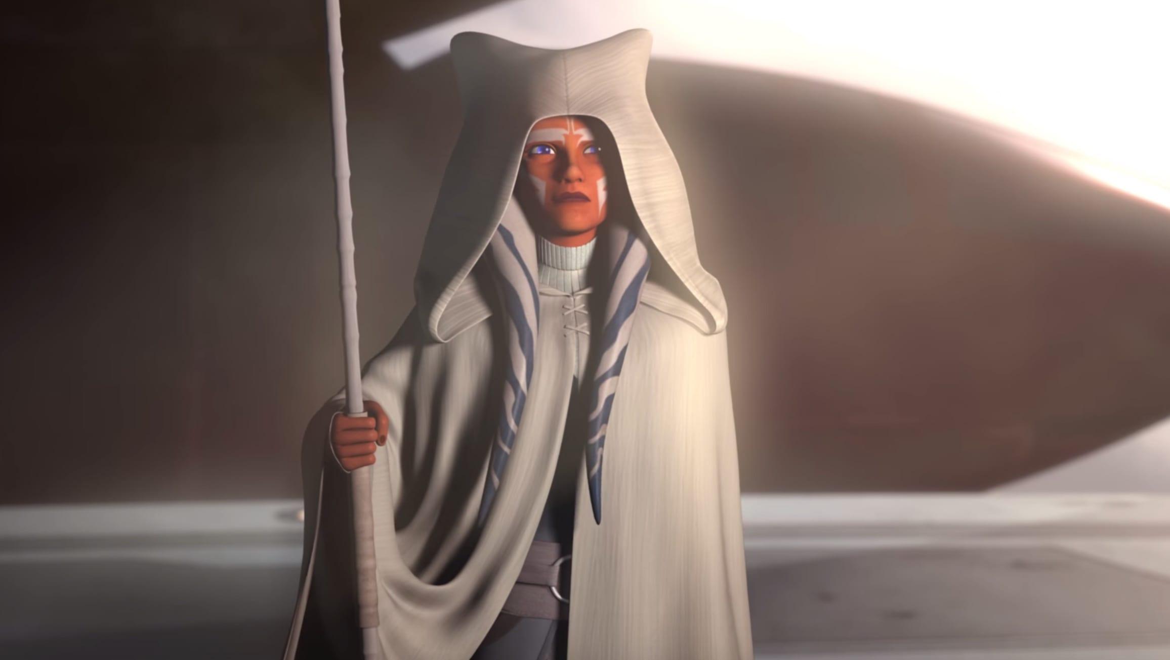 The Mandalorian, The Jedi