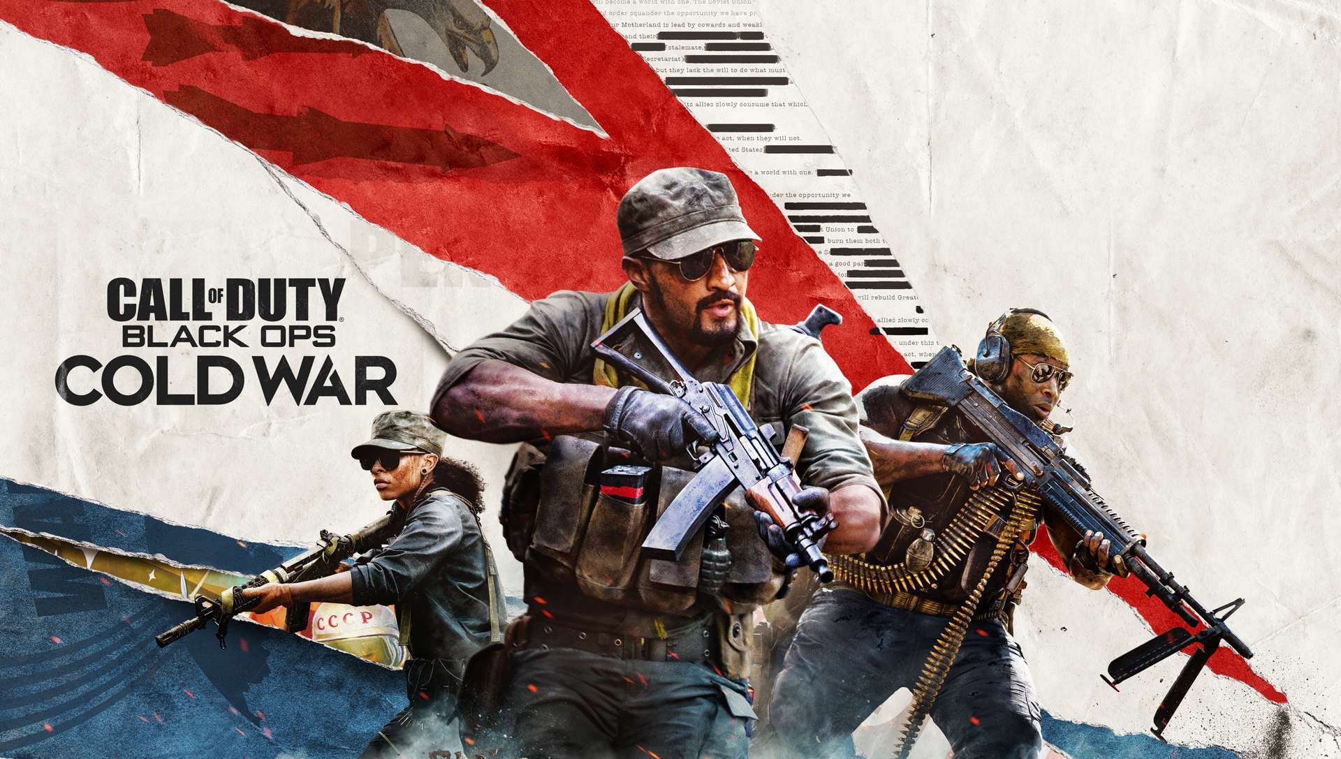 Call of Duty: Black Ops Cold War, Cold War