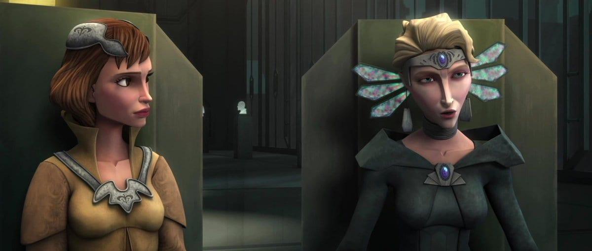The Women of Star Wars: Satine Kryze, the Pacifist Duchess of Mandalore - Geeks + Gamers