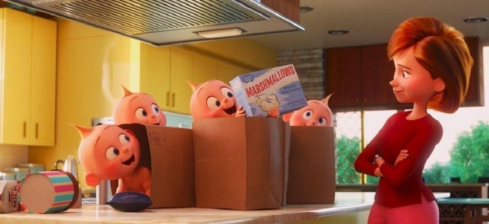Pixar Popcorn Trailer