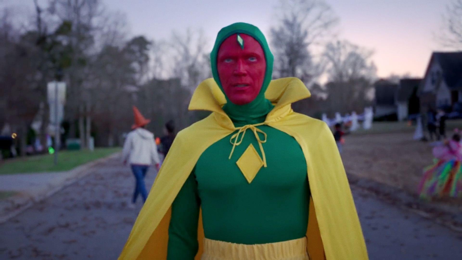 WandaVision, All-New Halloween Spooktacular
