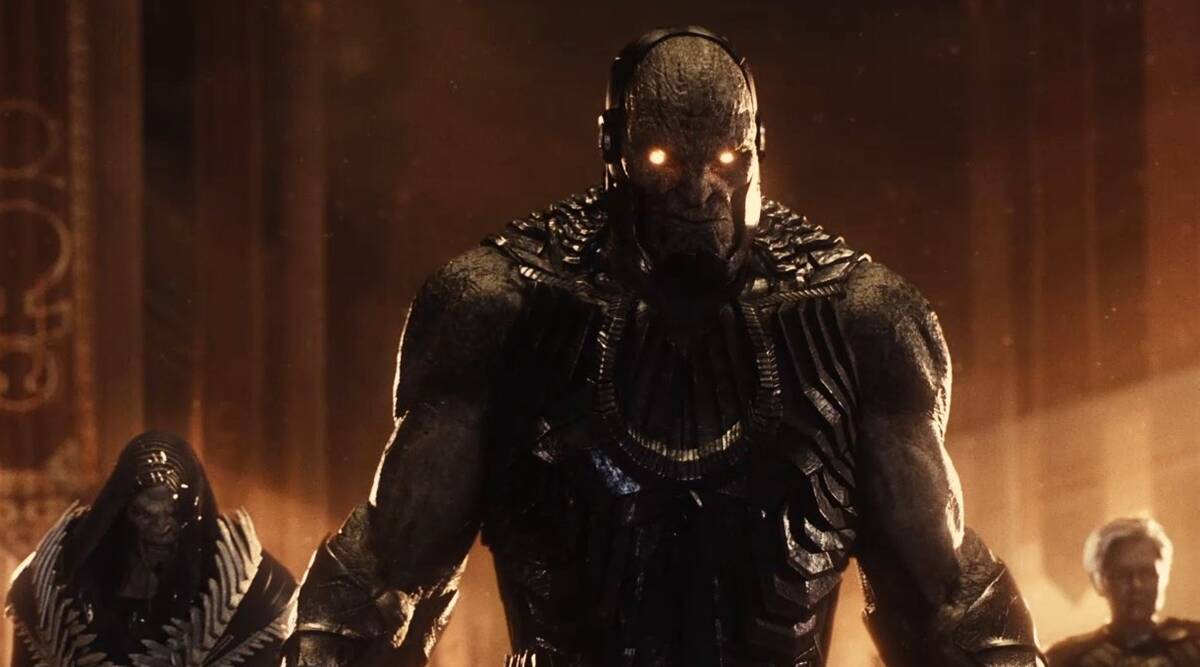 Zack Snyder, Justice League, Snyder Cut, Darkseid