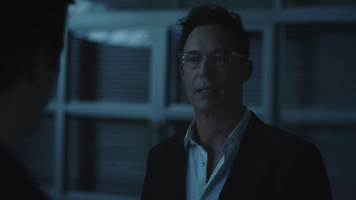 The Flash, Mother, Harrison Wells