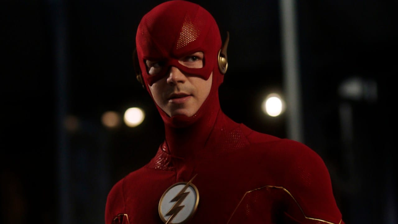 The Flash, The Speed of Thought