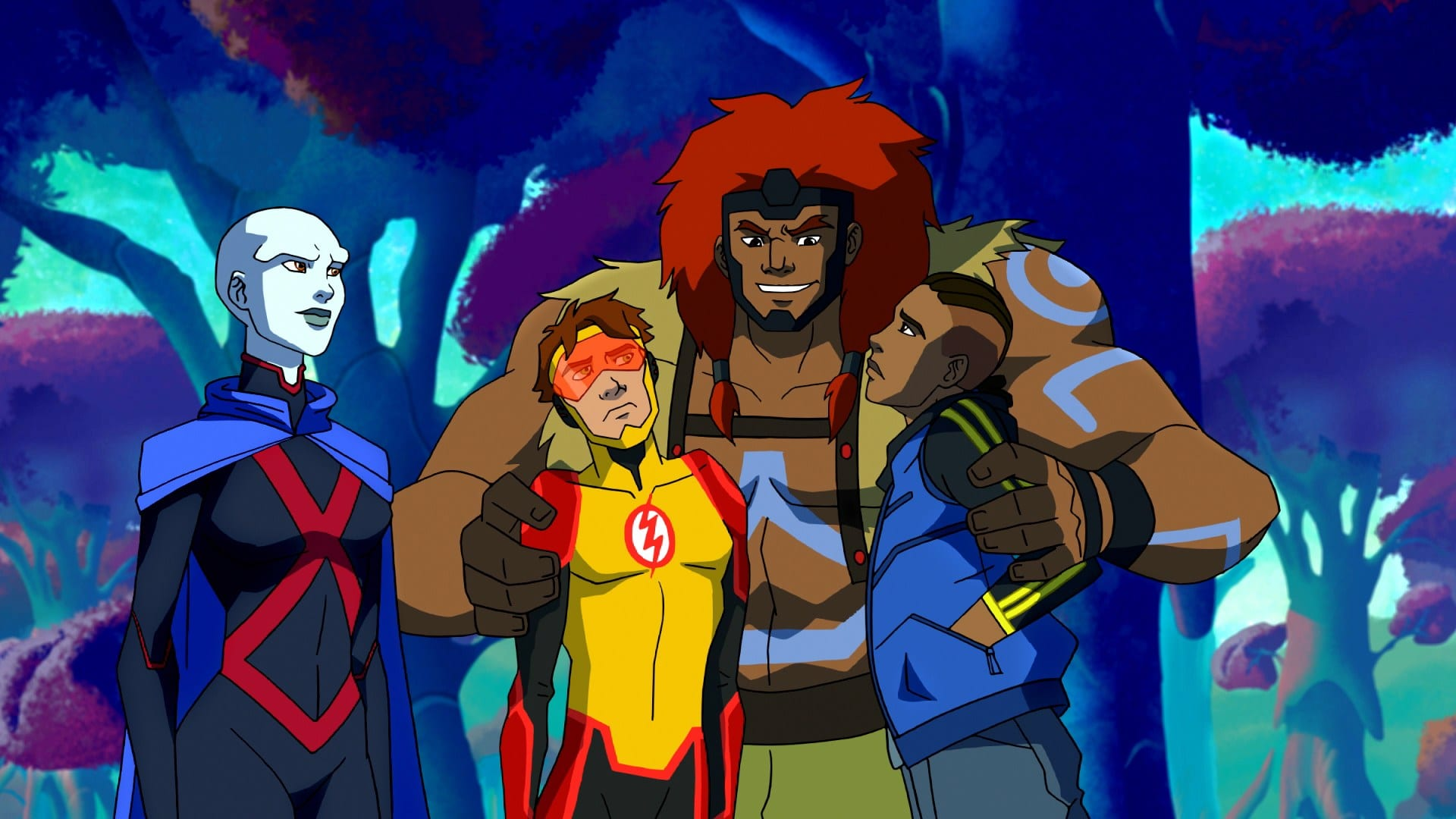 Young Justice and Titans, Young Justice, Titan