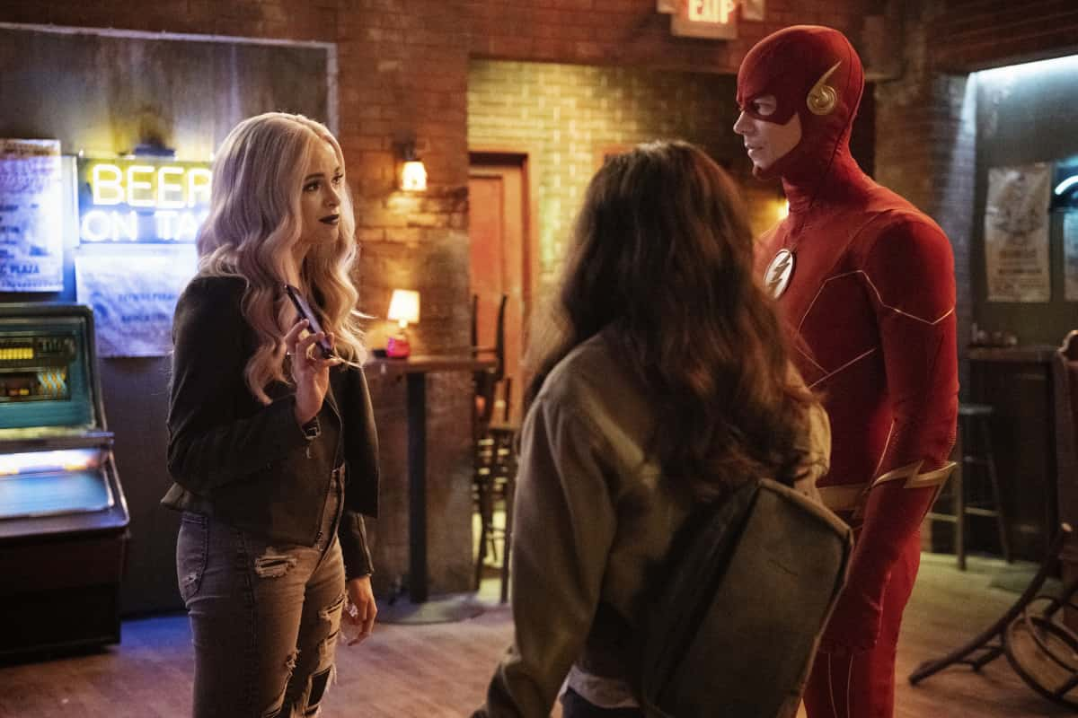 The Flash, Growing Pains