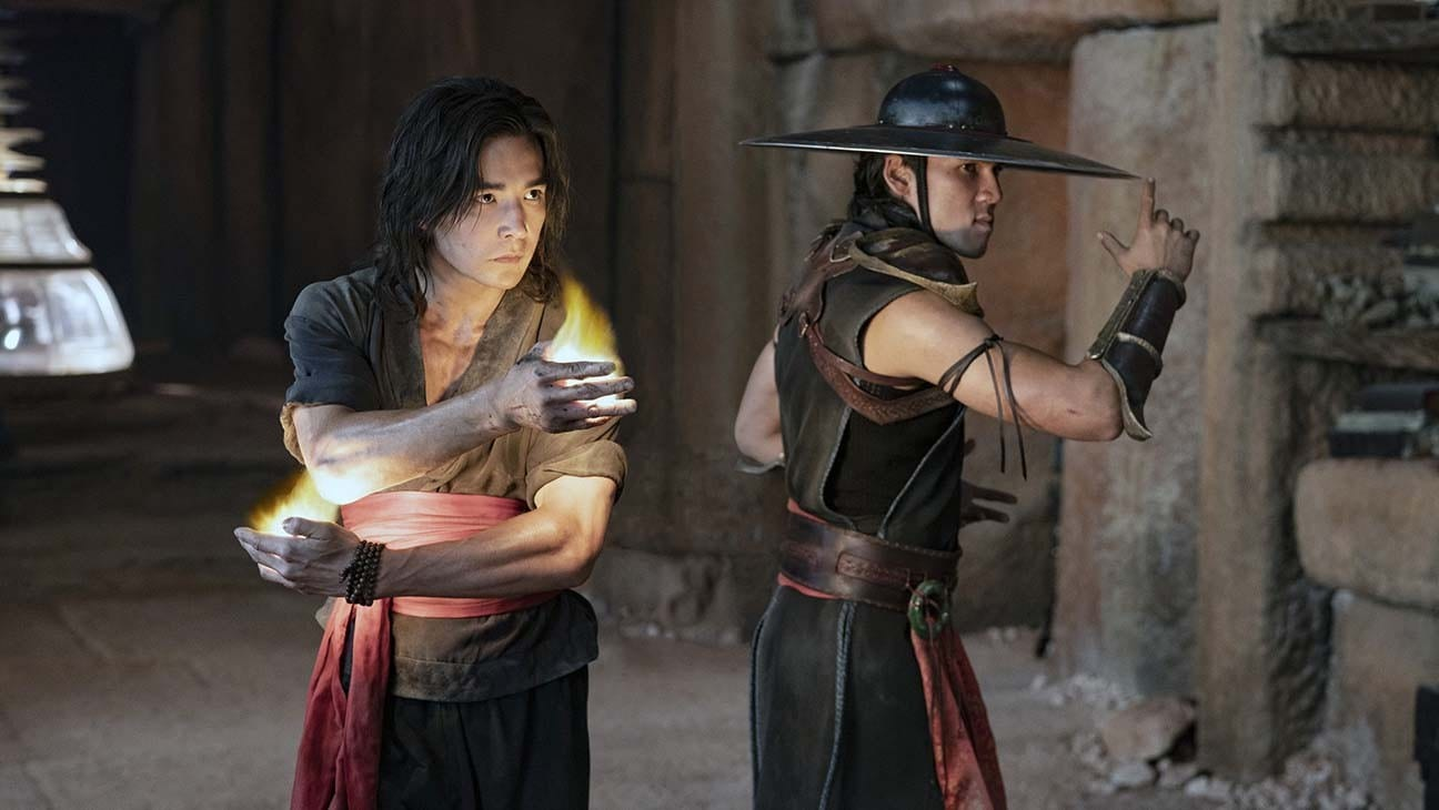 Mortal Kombat, Liu Kang, Kung Lao