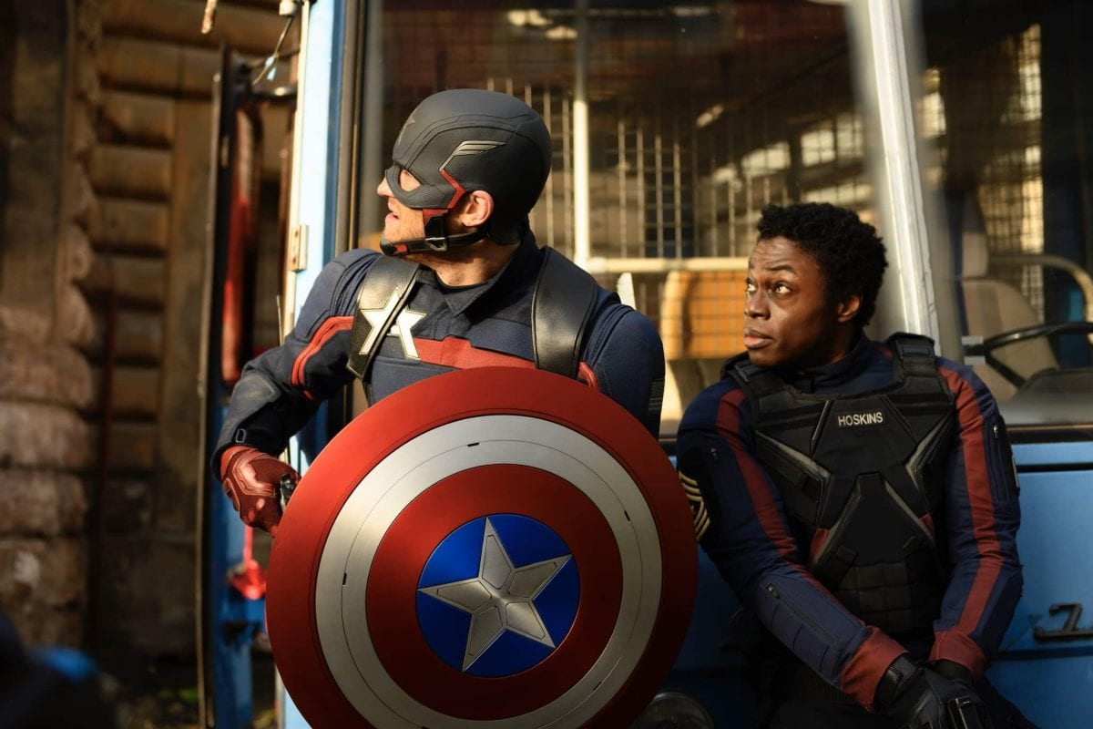 The Falcon and the Winter Soldier, The Whole World is Watching