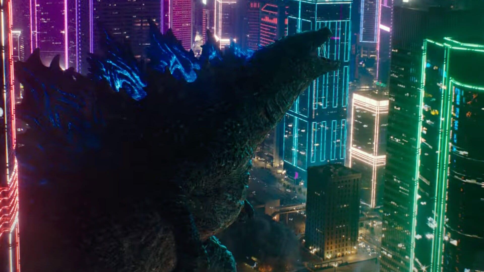 Godzilla vs. Kong, Godzilla