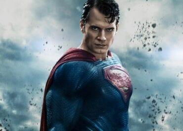 THR Superman, Superman, Henry Cavill