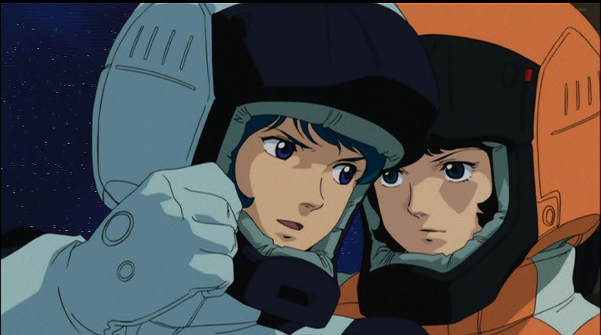 80s anime, Mobile Suit Zeta Gundam