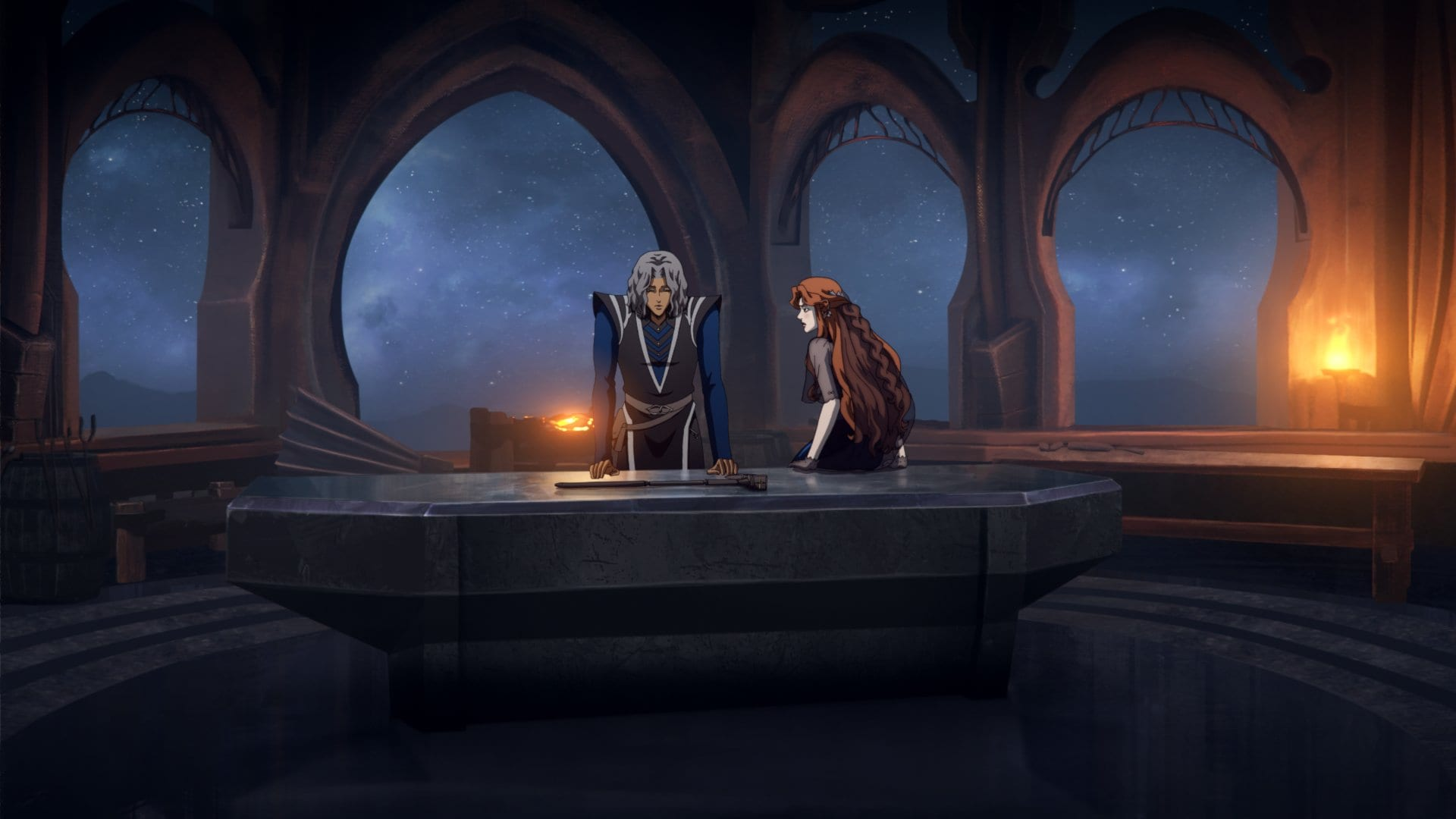 Castlevania Season 4 Pics, Castlevania