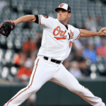Baltimore Orioles' John Means Throws A No-Hitter
