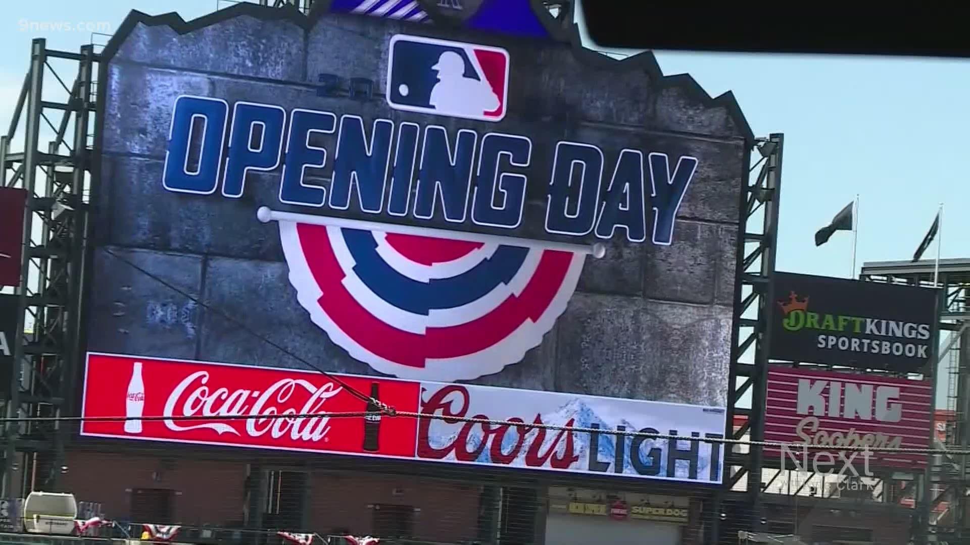 Colorado Rockies, San Diego Padres, baseball, baseball fans