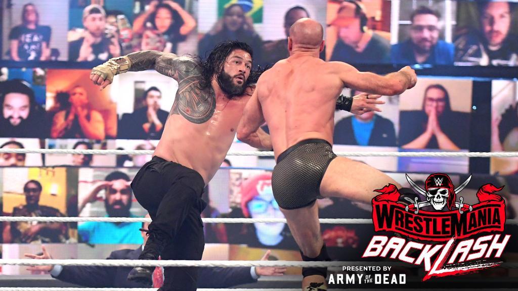 Wrestlemania, WWE