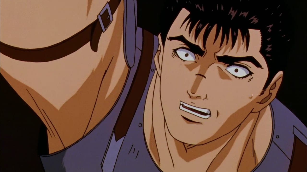 90s anime, Berserk