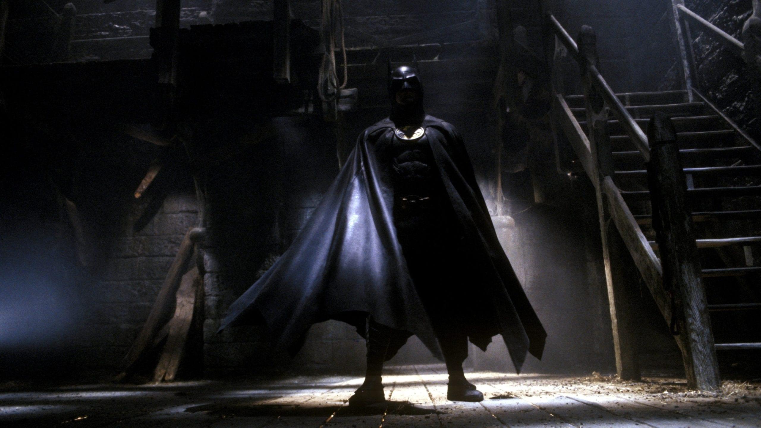 Batman, cape, The Flash