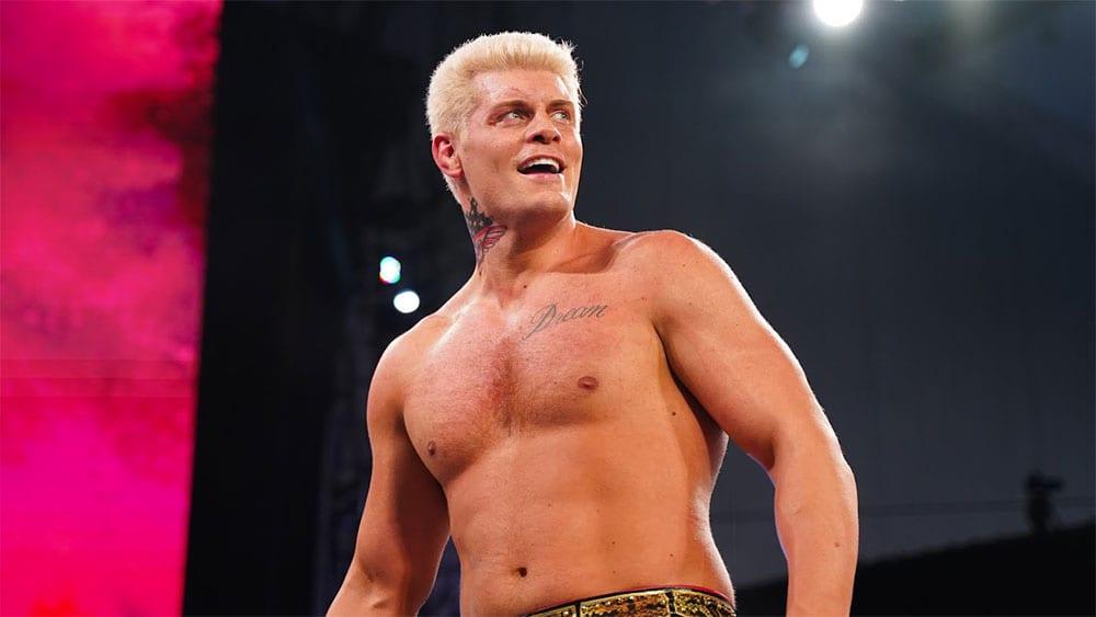 Cody Rhodes, AEW, WWE