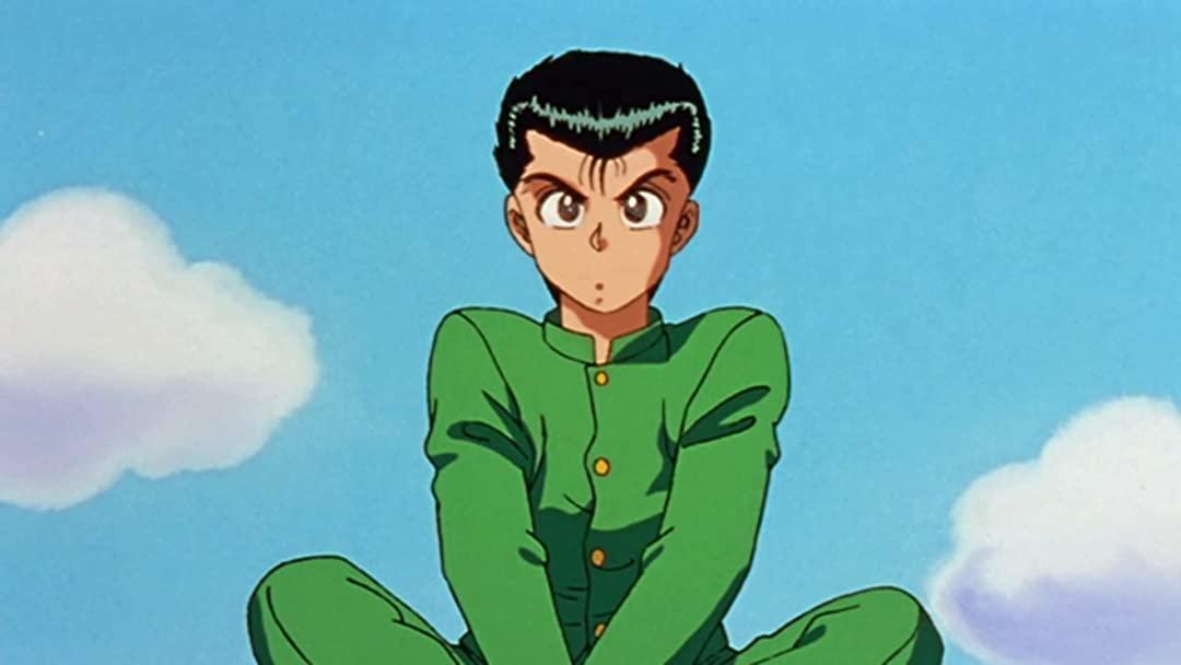 90s anime, Yu Yu Haskusho