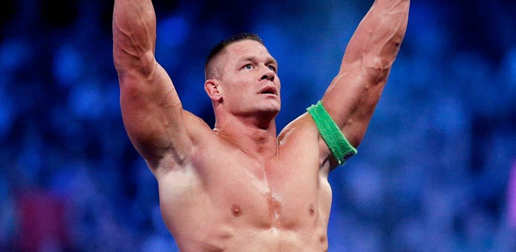 John Cena, WWE, AEW