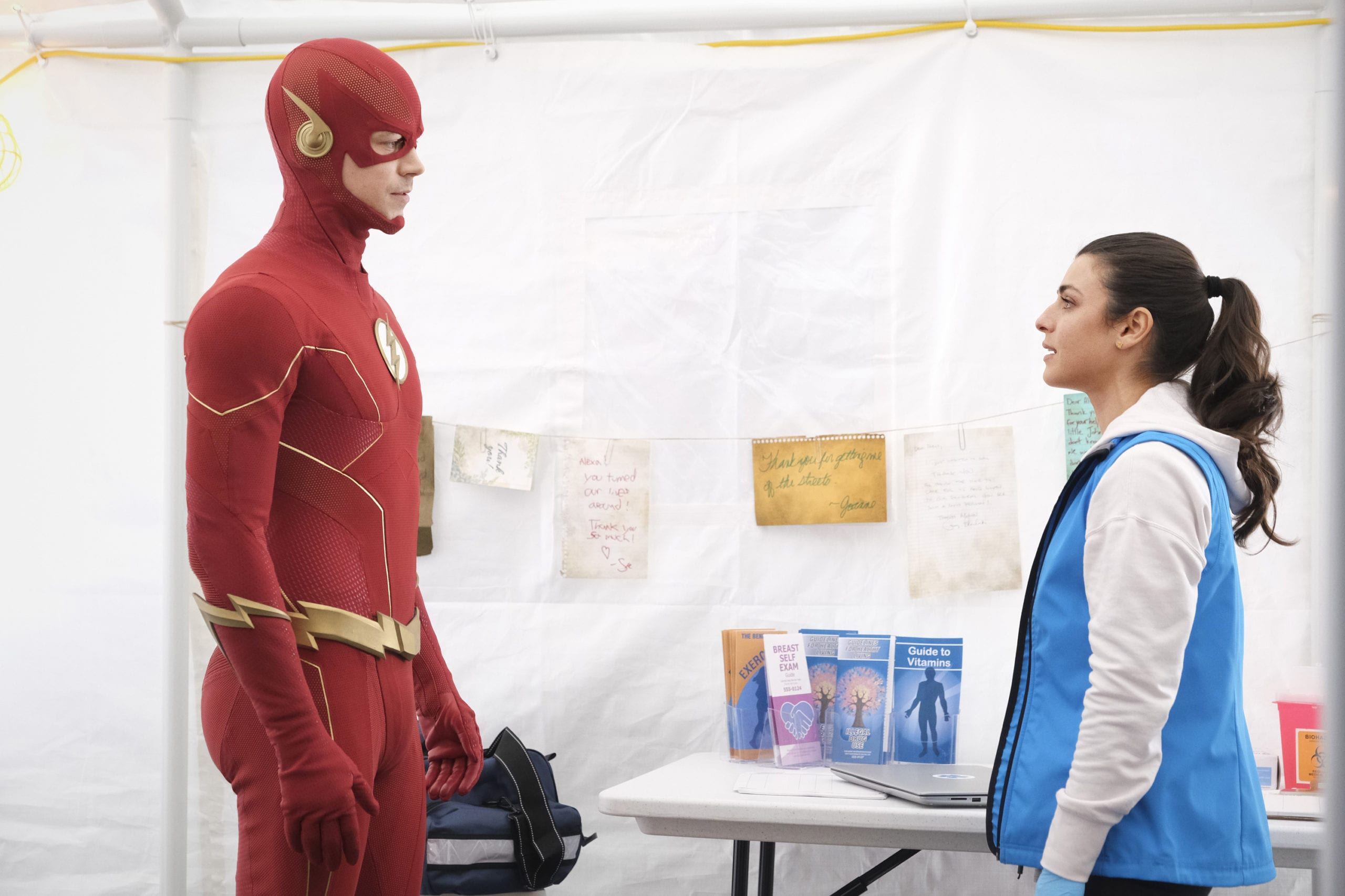 The Flash, The People v. Killer Frost