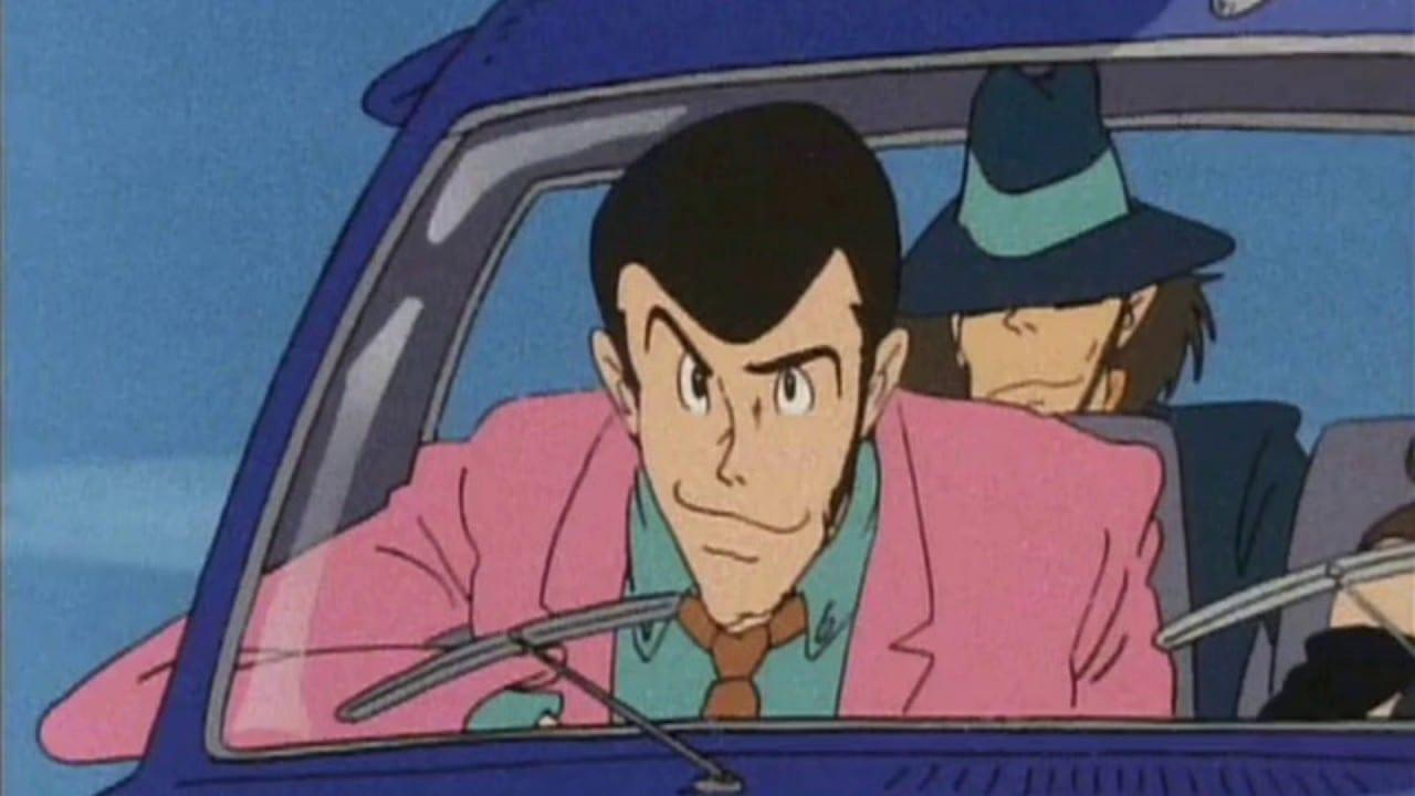 80s anime, Lupin III Part III