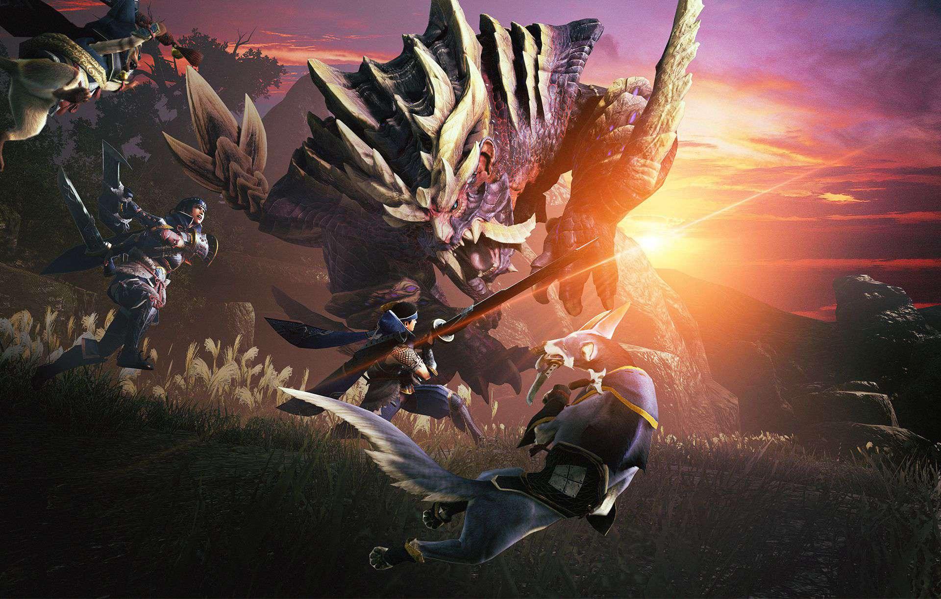 REVIEW: Monster Hunter Rise (2021)