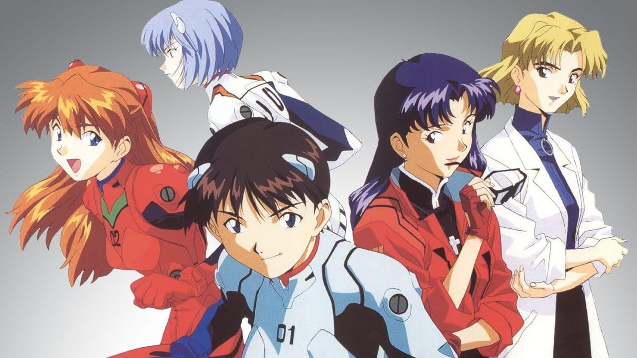90s anime, Neon Genesis Evangelion