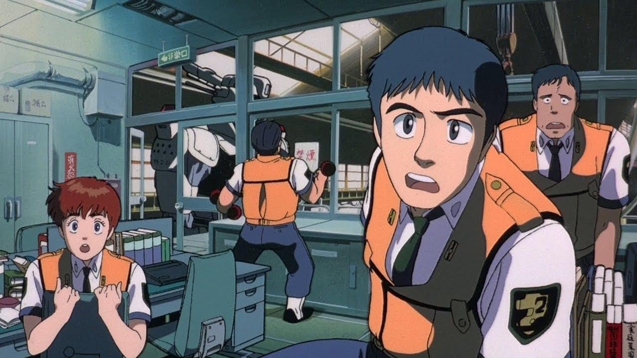 80s anime, Patlabor