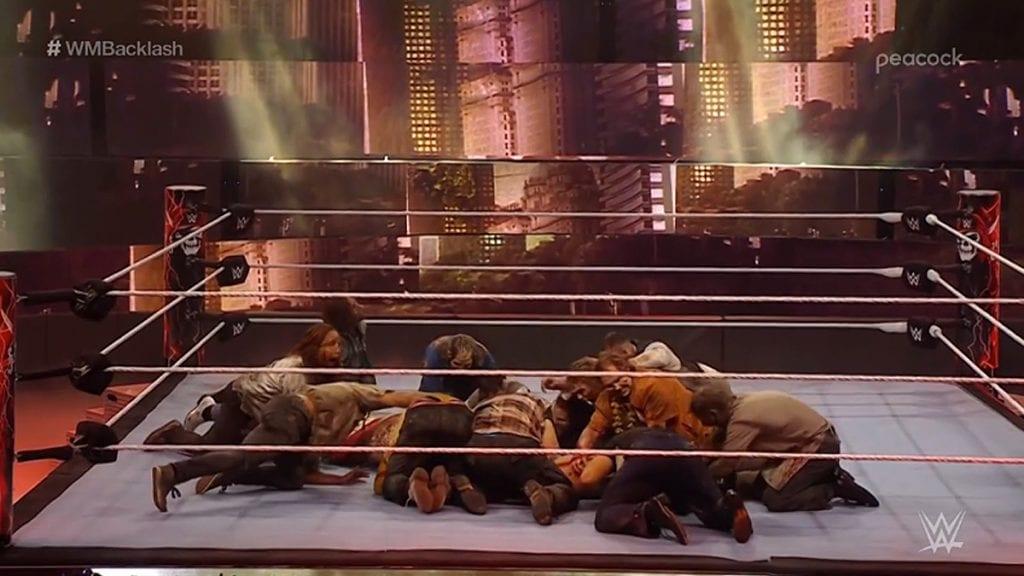 The Undertaker, WWE