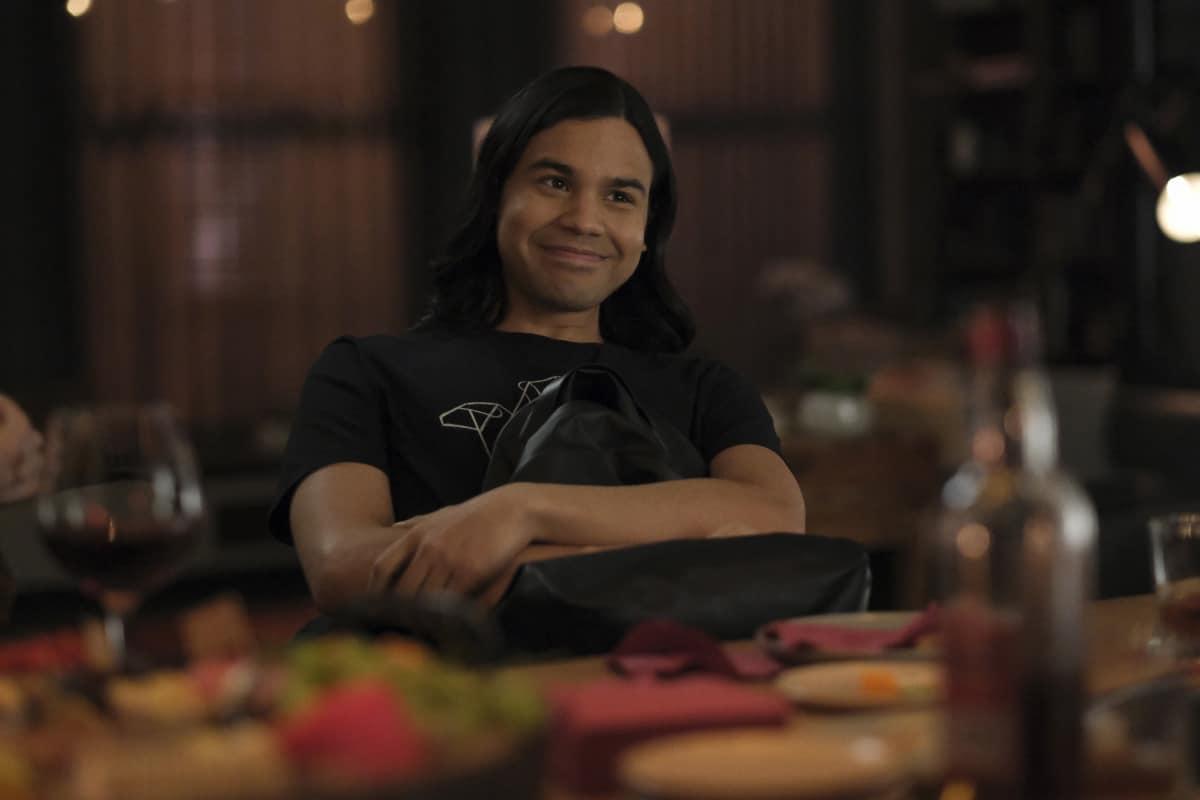 The Flash, Good-Bye Vibrations, Cisco
