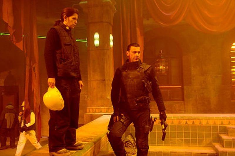 Kevin Feige, Lexi Alexander, Punisher: War Zone
