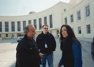 Kevin Feige, Avi Arad, Jennifer Connelly