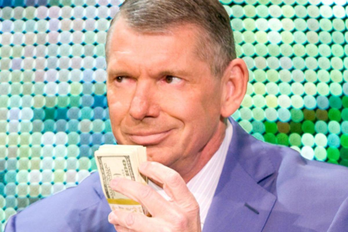 Wrestling, WWE, AEW, Vince McMahon, CM Punk